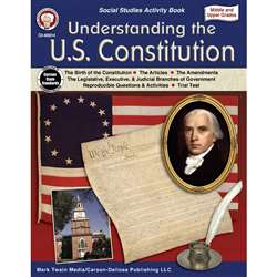 Understanding Constitution Gr 5-12, CD-405014