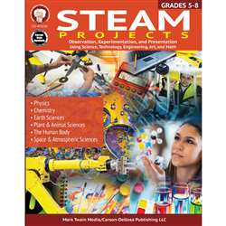 Steam Projects Workbook, CD-405032