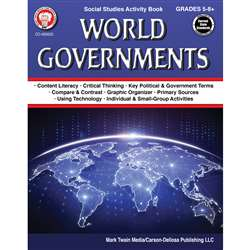 World Governments Workbook, CD-405035