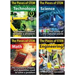 Stem Bulletin Board Set Grades 5-8, CD-410097