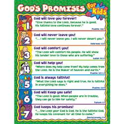 Gods Promises For Kids By Carson Dellosa