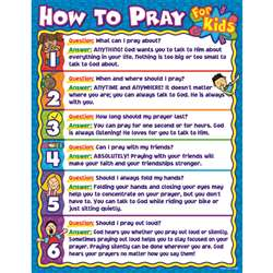 How To Pray For Kids By Carson Dellosa
