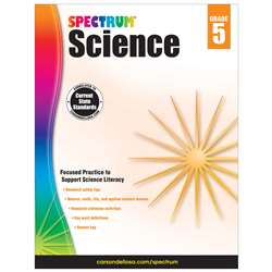 Spectrum Science Gr 5, CD-704618