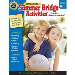 Summer Bridge Activities Gr K-1, CD-704696