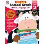 Discover Second Grade Books, CD-704891