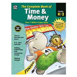 Complete Book Of Time & Money, CD-704934