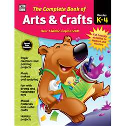 Complete Book Of Arts & Crafts, CD-704935