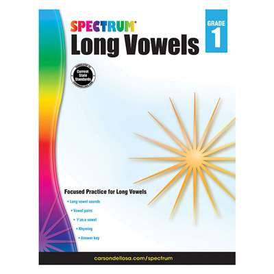 Long Vowels Gr 1, CD-704973