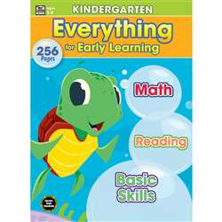Everything For Early Learning Gr K, CD-705037