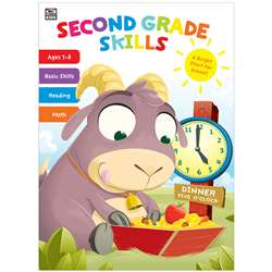Second Grade Skills, CD-705155