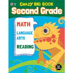 Crazy Big Book Grade 2, CD-705203