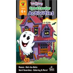 Spooktacular Activities Ages 4-5 My Take-Along Tab, CD-705337