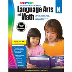 Spectrum Language Arts & Math K