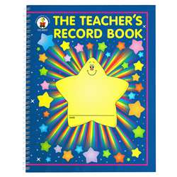 The Teachers Record Book Gr K-5 8-1/2 X 11 By Carson Dellosa