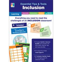 Essential Tips & Tools Inclusion, CD-849000