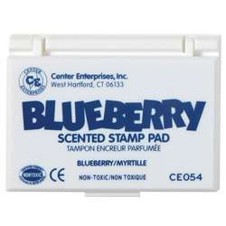 Scented Stamp Pad Blueberry/Blue By Center Enterprises
