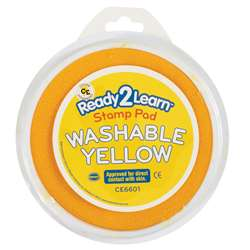 Jumbo Circular Washable Pads Yellow Single By Center Enterprises