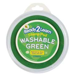 Jumbo Circular Washable Pads Green Single By Center Enterprises