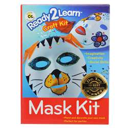Ready2Learn Craft Kit Mask Kit By Center Enterprises