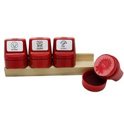 Jumbo Rewboards Set Stamp Caddy Spanish By Center Enterprises