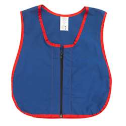 Manual Dexterity Vests Zipper Vest By Childrens Factory