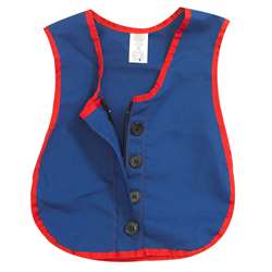 Manual Dexterity Button Zipper Vest By Childrens Factory