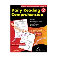 Daily Reading Comprehension Gr 2, CHK14001