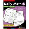 Daily Math Gr 6 By Chalkboard Publishing