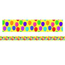 Balloon Theme Magnetic Border, CHL28112