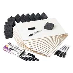 Shop Dry Erase Lapboard Class Pack 12Pk - Chl35036 By Charles Leonard