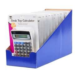 Calculator Desktop 8 Digit 12 Set, CHL39200ST