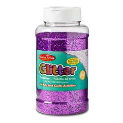 Creative Arts Glitter 1Lb Can Prpl, CHL41160