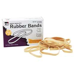"Rubber Bands 3"" X 1/2"" X 1/32"" X 1/8"" - 1/4 Box By Charles Leonard"