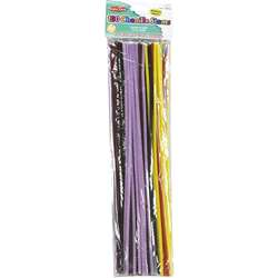 Chenille Stems Assrtd Colors 100/Pk, CHL65400
