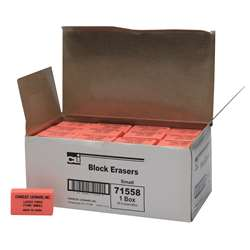 Pencil Eraser Small 80/Bx, CHL71558