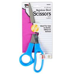 "8"" Economy Scissors 1/Card, CHL80800"