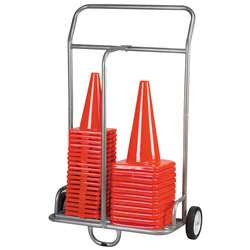 Cone And Scooter Cart Steel Wheels, CHSCSCART