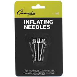 Inflating Needles By Champion Sports
