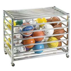 Lockable Ball Storage Locker, CHSLBCXX