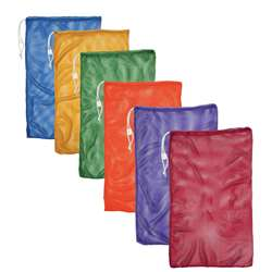 Equipment Bag Set Of 6 Mesh Asst Lg, CHSMB21SET