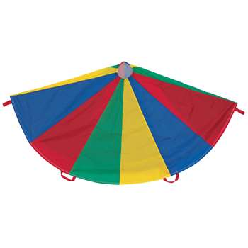 Parachute 6Ft Diameter 6 Handles By Champion Sports