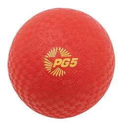 "5"" 2 Ply Nylon Playground/Kickball, CHSPG5RD"