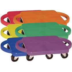 Scooters With Handles Set Of 6 By Champion Sports