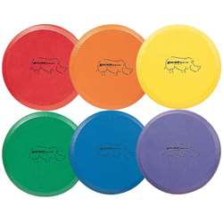 "85"" 6 Pc Asst Rhino Foam Disc Set, CHSRDSET"