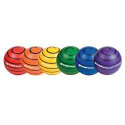 "6.3"" Asst Color Rhino Skin Ball St Medium Bounce, CHSRS63SET"