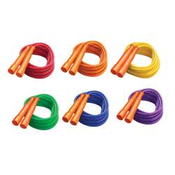 Speed Rope 16Ft Orange Handle Assorted Licorice Rope By Champion Sports