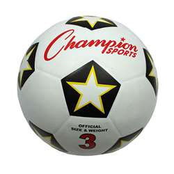 Champion Soccer Ball No 3 By Champion Sports