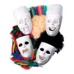 Mask Activities Box By Chenille Kraft
