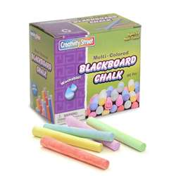 Blackboard Chalk 60 Pc Bucket Multi By Chenille Kraft