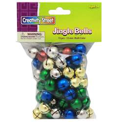Jingle Bells Class Pack Multi-Color By Chenille Kraft